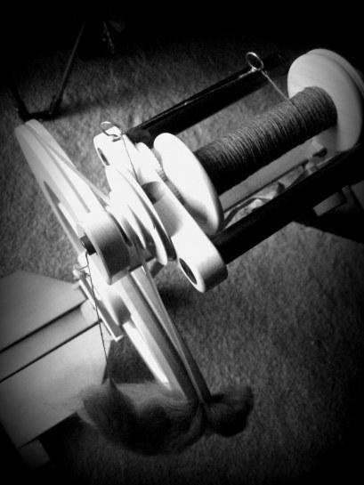 wheelB&W